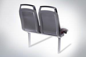 Sitz-System Citos aus einem faserverstärktem Compound, hergestellt von der Firma Franz Kiel. (Bildquelle: Akro-Plastic)