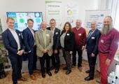 Referenten der Internationalen Tagung für Bioplastics (Bildquelle: Innonet Kunststoff)