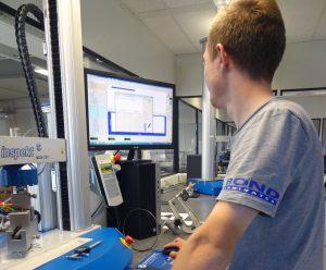 Ab der K 2019 werden die ersten Kennwerte zu endlosfaserverstärkten thermoplatischen Verbundmaterialien in der Kunststoffdatenbak Campus freigeschaltet. (Bildquelle: Lanxess)