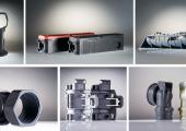 Spritzgussteile versus additiv gefertigte Kunststoffteile – erkennen Sie den Unterschied?  (Bildquelle: F&G Hachtel)
