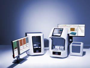 Rasterkraftmikroskope der Geräteserie Tosca. (Bildquelle: Anton Paar)