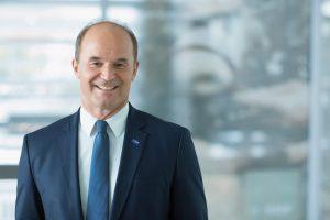 Vorsitzender des Vorstands und Chief Technology Officer der BASF, Dr. Martin Brudermüller, ist Heinrich-Hertz-Gastprofessor. (Bildquelle: BASF)