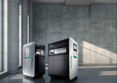 Mit den 3D-Druckern wird ein breites Spektrum für die industrielle additive Fertigung von Funktionsbauteilen aus Originalmaterial abgedeckt. (Bildquelle: Arburg)