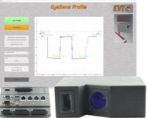 Die Einrichtung der Mess- und Prüfaufgaben erfolgt komplett grafisch, oder im Single-Button-Betrieb mit einem Golden Part. (Bildquelle: EVT)
