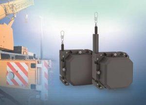 Die Seilzug-Wegsensoren sind für industrielle Anwendungen mit hohen Stückzahlen konzipiert. (Bildquelle: Mikroepsilon)