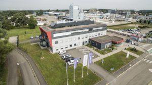 •Modernisierung der weltweit größten NBR-Anlage in La Wantzenau (Frankreich) auf gutem Weg. (Bildquelle: Arlanxeo)
