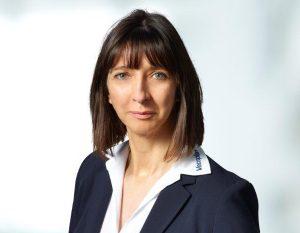 Martina Schmidt, Leiterin des Geschäftsbereichs Recycling/Waste bei Vecoplan sagt, dass Kunststoffverpackungen noch lange gebraucht werden. (Bildquelle: Vecoplan)