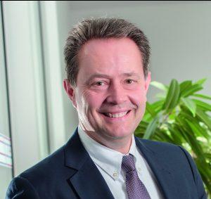 Michael Wittmann ist Geschäftsführer Wittmann Kunststoffgeräte in Wien, Österreich. (Bidlquelle: Wittmann)
