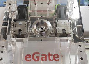 Nadelverschlusssystem eGate (Bildquelle: Synventive)