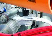 Die Systeme ermöglichen die Kennzeichnung auf Kunststoff und Silikon (Bildquelle: Rea Jet)