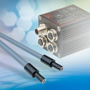 Durch die Nutzung der Ringsensoren werden strukturierte Targets homogen ausgeleuchtet und präzise Messergebnisse erzielt. (Bildquelle: Micro-Epsilon)