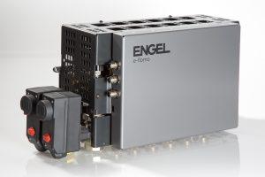 In der Premium-Ausführung ist der elektronische Temperierwasserverteiler optional in der Lage, die Verteilerkreise im Spritzgießwerkzeug automatisiert auszublasen. (Bildquelle: Engel)