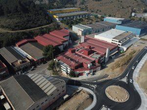 Mitte Oktober 2019 unterzeichnete Alpla die Kaufverträge für die Übernahme von Suminco in Montcada (im Bild) und Replacal in Palencia. (Bildquelle: Alpla)