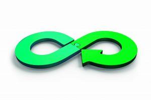 Circular economy concept. (Bildquelle: Tsung-Lin Wu - stock.adobe.com)