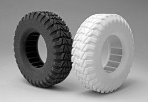 Innovative Copolyester für pulverbasierte 3D-Drucktechnologien werden präsentiert. (Bildquelle: Evonik)