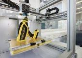 SKZ und TU Dortmund entwickeln in einem Kooperationsprojekt ein Simulationstool, das ein schnelles Bewerten neuer Materialien für die additive Fertigung ermöglicht. (Bildquelle: SKZ)
