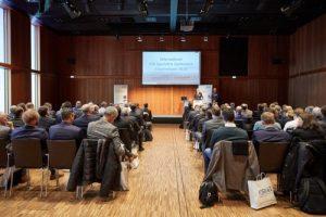 Internationale FSK-Fachtagung Polyurethane 2019 in der Stadthalle Reutlingen. (Bildquelle: FSK)