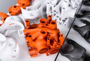 Die QLS Technologie wurde für die Verarbeitung von Hochtemperaturwerkstoffen entwickelt. (Bildquelle: NXT Factory)