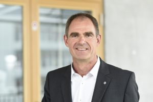 SKZ-Institutsdirektor Prof. Dr. Martin Bastian ist neuer Präsident der Zuse-Gemeinschaft. (Bildquelle: SKZ)