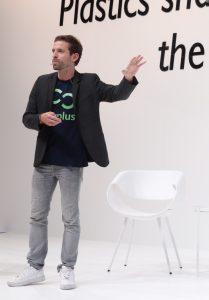 Christian Schiller, CEO Cirplus Bildquelle: Simone Fischer/ Redaktion Plastverarbeiter
