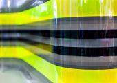 Gedrucke Elektronik mach flexible Lichtelemente möglich. (Bildquelle: Messe München)