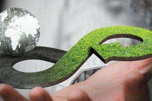 Nachhaltigkeit steht im Fokus der Swiss Plastics Expo. (Bildquelle: Messe Luzern)