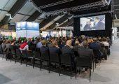 Im Innovation Symposium in der Halle 1 und 2 gibt es 106 Referate. (Bildquelle: Messe Luzern)