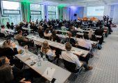 Rund 150 Teilnehmer aus 22 Ländern waren der Einladung nach Wiesbaden gefolgt und erlebten zwei erkenntnisreiche Tage. (Bildquelle: RIGK)