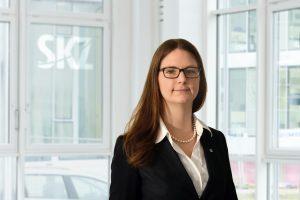 Seit 1. Oktober 2019 ist Linda Mittelberg neue Leiterin der Gruppe Spektroskopie. (Bildquelle: SKZ)