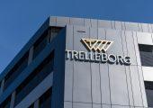 Außenaufnahmen des neuen Gebäudes der Trelleborg Sealing Solutions Germany. (Bildquelle: Trelleborg)