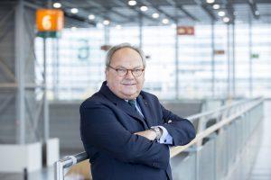 Werner M. Dornscheidt geht am 30., Juni 2020 nach fast 17 Jahren an der Spitze der Messe Düsseldorf in den Ruhestand.
