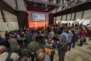 Gut besuchtes Symposium im Rahmen der Swiss Expo 2020 (Bildquelle: Messe Luzern)