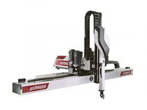 Die aktuell erhältlichen Geräte decken einen Traglast-Bereich von 3–7 kg ab. (Bildquelle: Wittmann)
