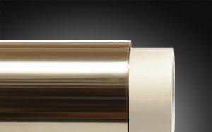 Die Folien mit geringer Dickenabweichung sorgen für einen guten Klang von Mikrolautsprechern. Bildquelle: Victrex
