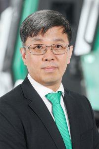 Toni Tong, Niederlassungsleiter