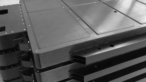Batteriegehäuse aus Verbundwerkstoff der SGL Carbon kommen verstärkt zum Einsatz. (Bildquelle: SGL Carbon)