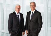 Paul Caprio (links) und Mark Sankovitch (rechts) bilden die neue Führungsspitze von Engel North America. (Bildquelle: Engel)