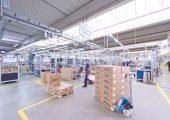 Blick in eine Produktionshalle der OKE Group (Bildquelle: alle OKE Group)
