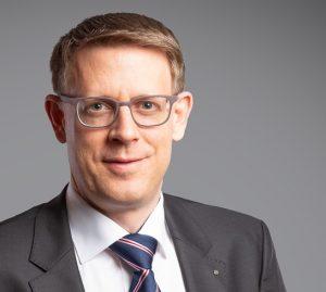 Dr. Markus Reinhold übernahm die technische Geschäftsführung bei Steinert. (Bildquelle: Steinert)