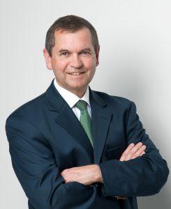 Dr. Martin Fabian, Lifocolor Farben, ist neuer Verbandsvorsitzender. (Bildquelle: Masterbatch Verband)
