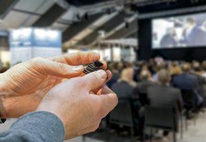 Die Swiss Plastics Expo ist Fachmesse und Symposium zugleich. (Bildquelle: Messe Luzern)