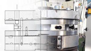 Wendelverteilerwerkzeug (Bildquelle: alle IKV)