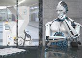 Die digitale Smart-Control-Steuerung für Schneidmühlen ist für den PRS Innovation Award nominiert.  (Bildquelle: Hellweg)