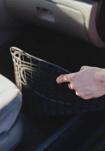 Mit hochfließfähigem TPE können Allwetterfußmatten hergestellt werden. (Bildquelle: Hexpol TPE)