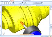 Der modulare Aufbau ermöglicht eine einfache Erweiterung zu einem leistungsstarken CAD/CAM-System. (Bildquelle: Mecsoft)