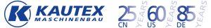 Kautex Maschinenbau begeht in diesem Jahr gleich drei Jubiläen. (Bildquelle: Kautex)