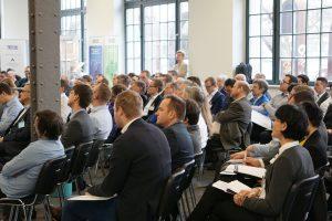 Über 100 Personen nahmen an der Veranstaltung des Kunststoff-Zentrums Leipzig teil. (Bildquelle: KUZ)