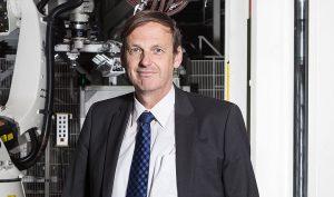 Geschäftsführer Friedbert Schmitt sieht Wachstumspotential in der Wasser-Injektionstechnik. (Bildquelle: Weber Fibertech)
