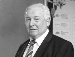 Dr. Horst Bürger ist im Alter von 86 Jahren verstorben. (Bildquelle: TITK)