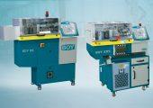 Beide Maschinen arbeiten mit einer Schneckenplastifizierung von 8 bis 18 mm nach dem First-in-first-out-Prinzip. (Bildquelle: Dr. Boy)